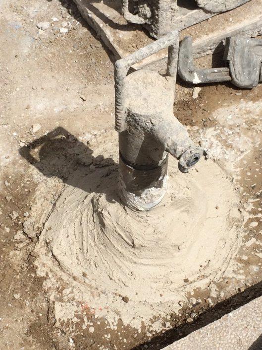 consolidación de suelos