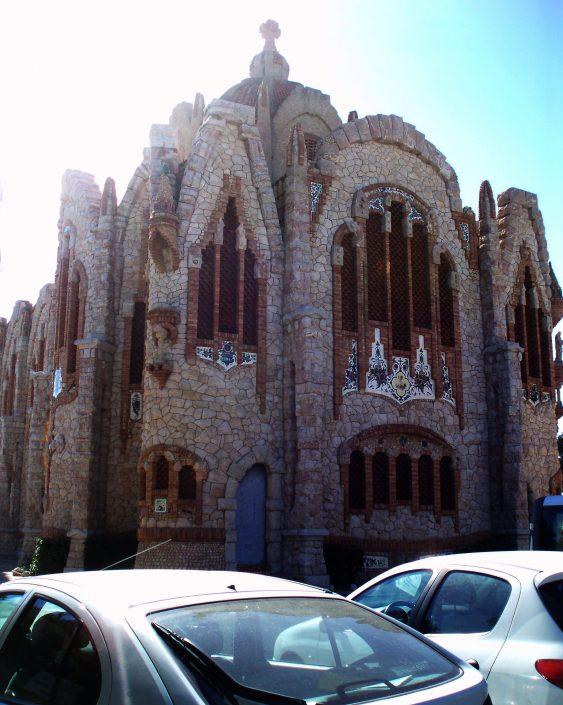 Órgano del Santuario de Santa Maria Magdalena en Novelda, Alicante