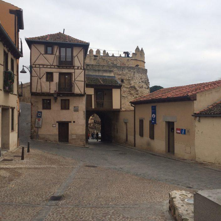 Centro de turismo de Segovia