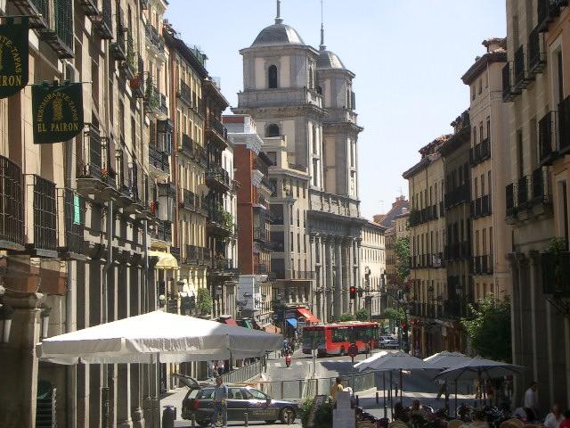 Colegiata de San Isidro, Madrid