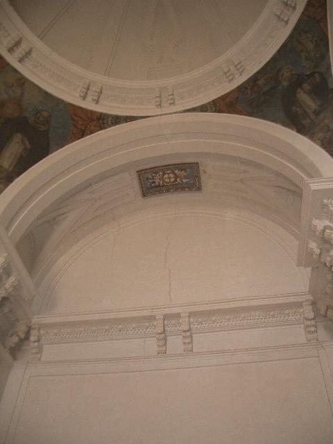 grietas en edificios históricos